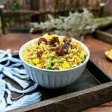 #《风味人间》美食复刻大挑战#扬州炒饭