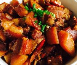 红烧肉_五花肉炖土豆的做法