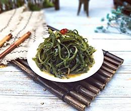 开胃菜~凉拌海带丝的做法