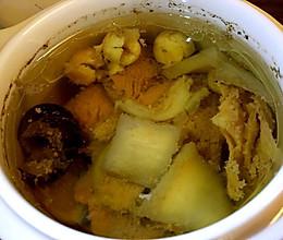 鳄鱼肉炖汤的做法