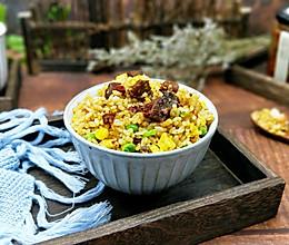 #《风味人间》美食复刻大挑战#扬州炒饭的做法