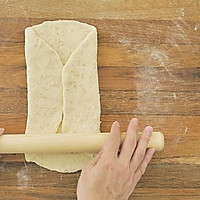 奶香燕麦馒头的做法图解8