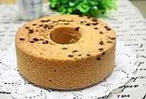 豆渣和巧克力豆完美结合的戚风蛋糕#九阳烘焙剧场#的做法