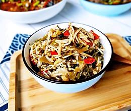 酸菜金针菇的做法