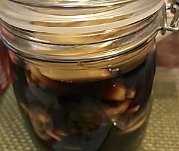 醋泡姜的做法