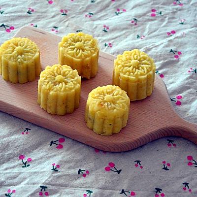 无绿豆糕不端午  手残也能自制的传统小吃