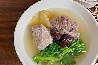 西洋菜猪骨汤