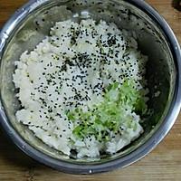 自制大米小米黑芝麻锅巴的做法图解2