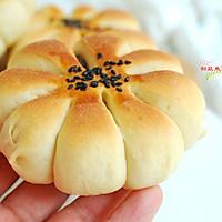 豆沙花型面包的做法图解14