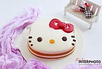 Kitty 猫芒果椰奶千层糕的做法
