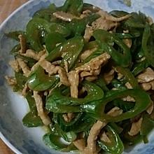 蛇豆炒肉肉
