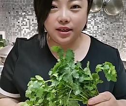 厨房里永远都缺1根香菜【❤️把根留住】蜜桃爱营养师私厨的做法