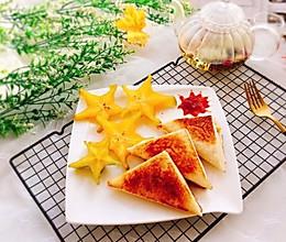#精品菜谱挑战赛# 黄油甜玉米三明治的做法