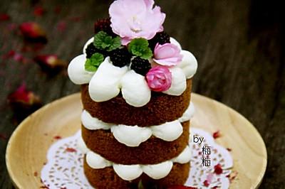 —纸杯裸蛋糕【咸味奶油】