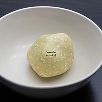 #太阳风烘焙#长帝CR32KEA试用报告 芝麻梳打饼的做法图解3