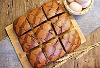 巧克力古早抖臀网红蛋糕的做法