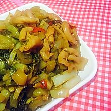 重口味-酸菜炒猪大肠