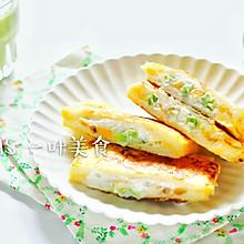 香蕉牛油果酸奶吐司