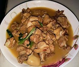 蒜香琵琶鸡腿肉的做法