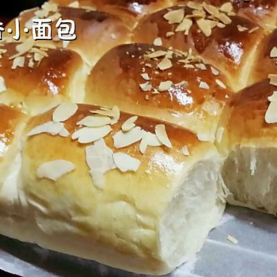 汤种奶香小面包