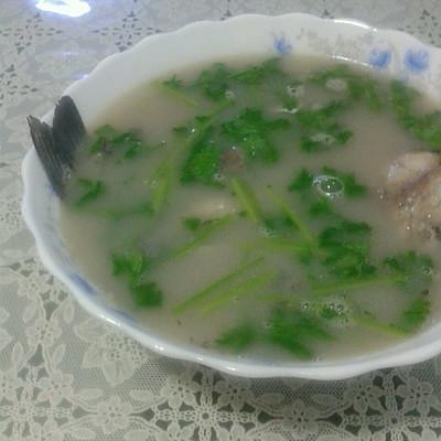 孕妇鲫鱼大补汤