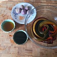 蒜香黄鳝的做法图解1