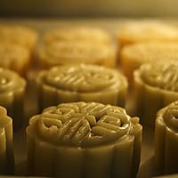 无糖蛋黄月饼#金龙鱼外婆乡小菜籽油 外婆的时光机#的做法图解13