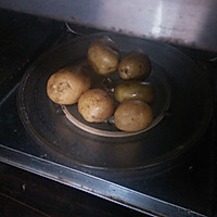 焗烤土豆泥的做法图解2