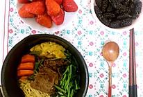 寿喜烧(日式牛肉锅)的做法