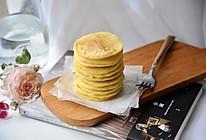 玉米面早餐饼的做法
