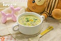 12m+宝宝餐 豆浆蔬菜浓汤的做法