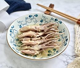 夏日小凉菜-糟卤鸭舌的做法