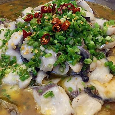 酸菜鱼(超详细图解)