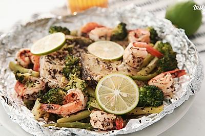 [快廚房]錫紙烤鱈魚