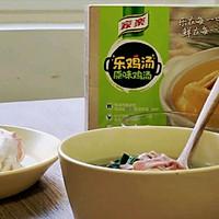 家乐原味鸡完美pick两道食谱,上汤千丝和越南鸡丝春卷的做法图解8