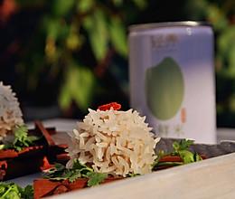 粘米版芋头珍珠丸子的做法