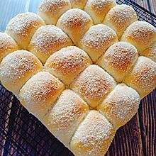 椰蓉泡浆小面包(汤种法)