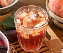 桃桃乌龙|夏日饮品的做法