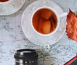陈皮罗汉果炖雪梨汤的做法