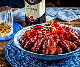 威士忌火爆小龙虾的做法