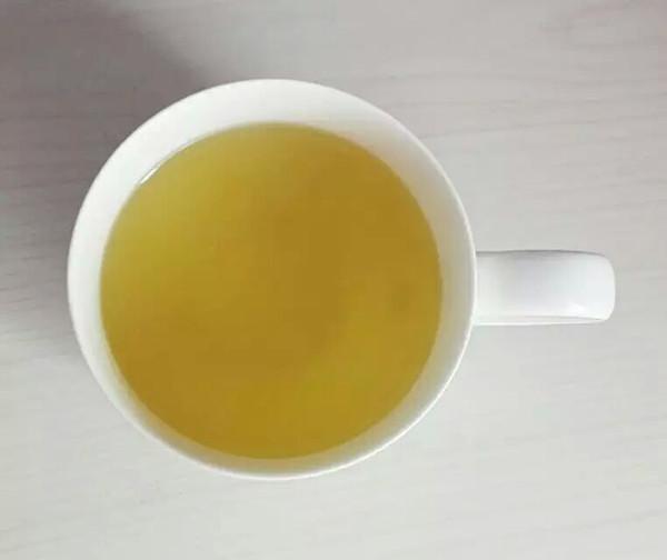 湿疹的茶饮的做法