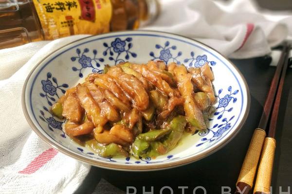 东北酱茄条#金龙鱼外婆乡小榨菜籽油 最强家乡菜#的做法