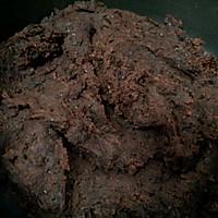 广式豆沙月饼~附炒豆沙馅的做法图解2