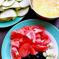 西葫芦番茄炒蛋的做法图解2