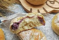 奶香芋泥全麦面包#美味烤箱菜,就等你来做!#的做法