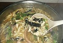 暖身胡辣汤的做法