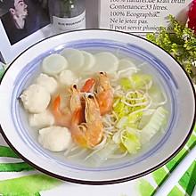 #快手又营养,我家的冬日必备菜品#什锦汤