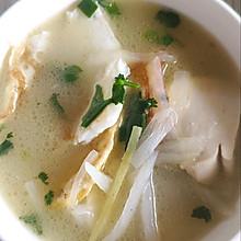 鱼头豆腐萝卜汤