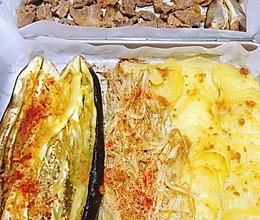 #饕餮美味视觉盛宴#家庭烤肉的做法