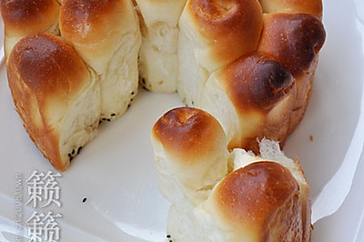 韩式脆底烤面包